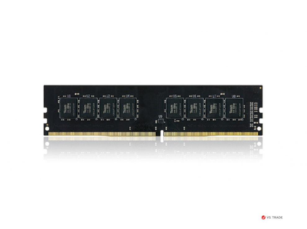ОЗУ Team Group 4Gb/2400 DDR4 DIMM, CL16, TED44G2400C1601